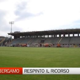 Stadio di Bergamo, il Tar respinge la richiesta di sospensiva