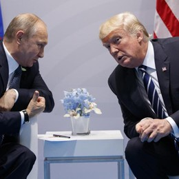 Tra Trump e Putin amore da montagne russe