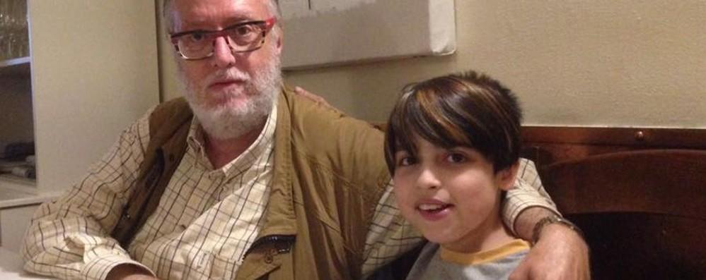 Addio a Jacopo, vita spezzata a 12 anni Il ricordo dell'amico Edoardo Raspelli