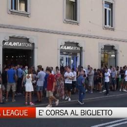 Atalanta, è Europa League mania  Subito corsa ai mini-abbonamenti