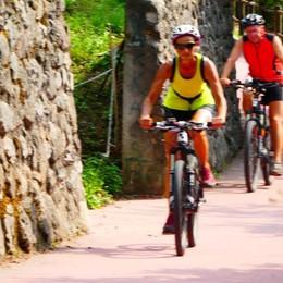 Val Cavallina a portata di bici-Video Ciclabile tra pregi (molti) e qualche difetto