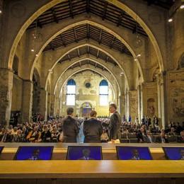 «Bergamo fantastica, scegliete l'UniBg» I consigli degli studenti dall'estero