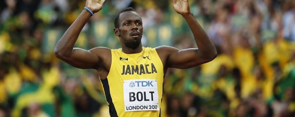 Bolt perde i suoi ultimi 100 metri Storica vittoria mondiale per Gatlin