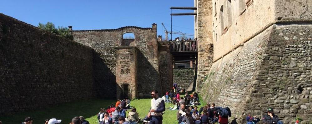 Cavernago e Malpaga Due castelli in festa