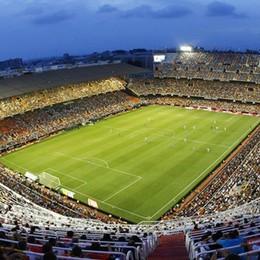 L'Atalanta europea va a Valencia Biglietti a 6 euro. E c'è l'ex Zaza