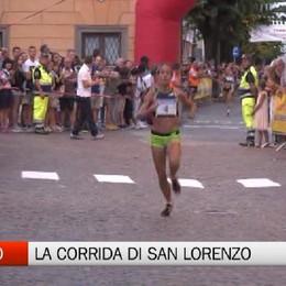 Zogno, la 20ma edizione della Corrida di San Lorenzo