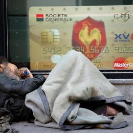 Poveri inegualitari Sinistre in affanno