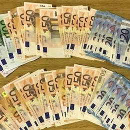 Pradalunga, arrestato spacciatore A casa aveva oltre 4 mila euro in contanti