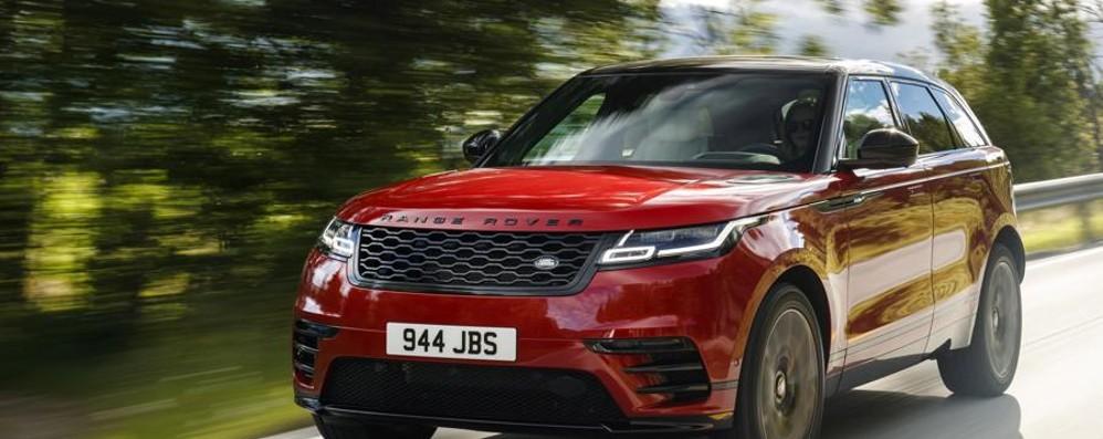 Range Rover Velar  Design ed eleganza