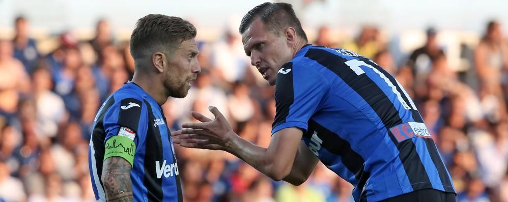 L'Atalanta blinda la squadra E ora Europa e campionato