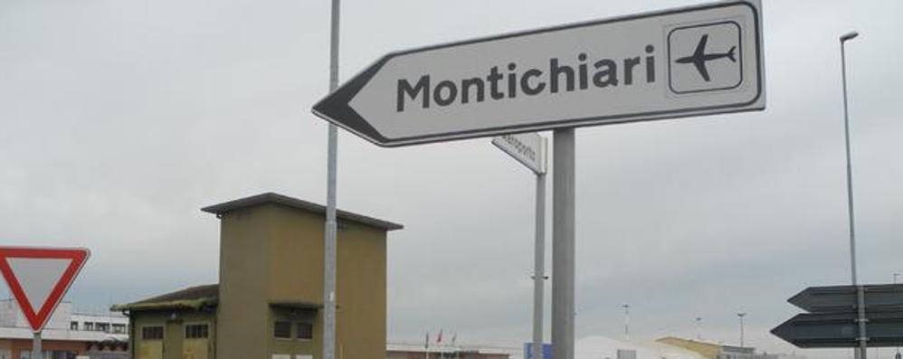 Regionali, Orio  e Risiko dei cieli Gori: «Rilanciamo Montichiari»