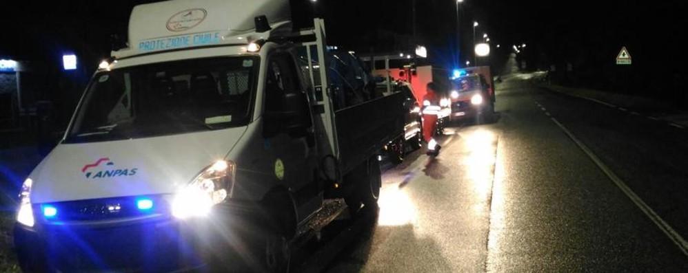 Da Gromo verso Livorno La Croce Blu in aiuto agli alluvionati