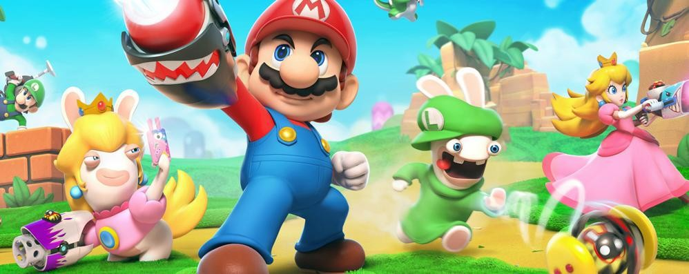 Mario + Rabbids Kingdom Battle  Una perla «made in Milano»