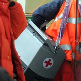 Prelievo multiplo a Napoli Il fegato all'ospedale di Bergamo