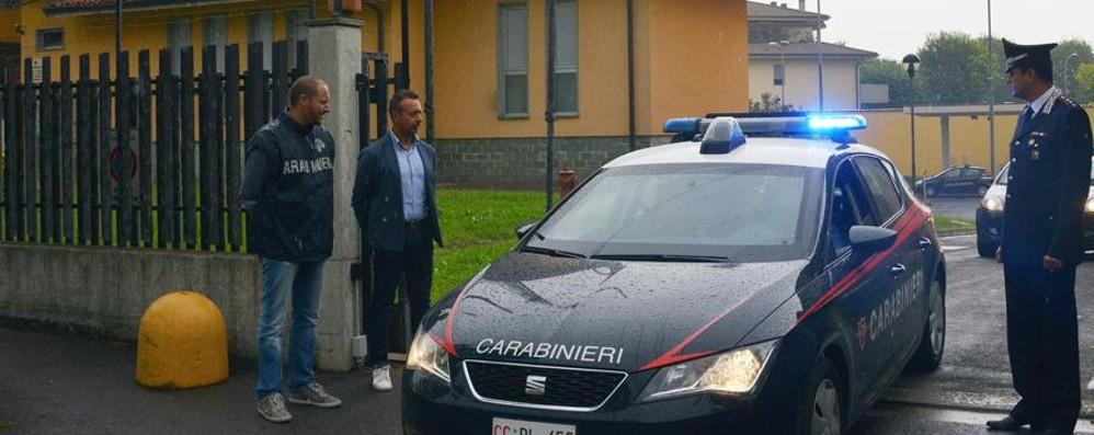 I due arrestati erano diretti in Germania  Omicidio di Palosco, c'è anche un  «capo»