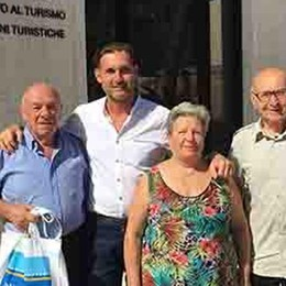 Record di «fedeltà», da 50 anni a Riccione Premiata coppia di bergamaschi