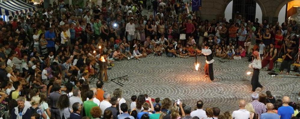 Bergamo riabbraccia i Buskers Con una novità: Borgo Palazzo