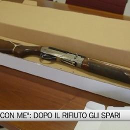 Estorsione aggravata dall'uso di armi, arresto 27enne