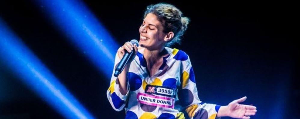 La voce unica di Rita incanta i giudici Da Bergamo a X-Factor - Guarda