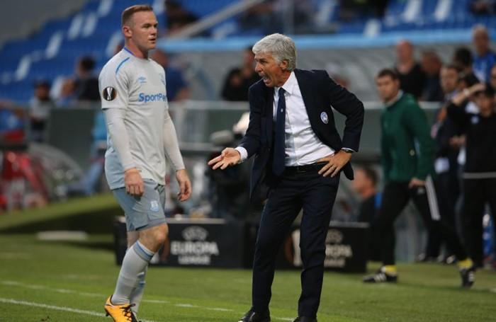 Gasperini e Rooney