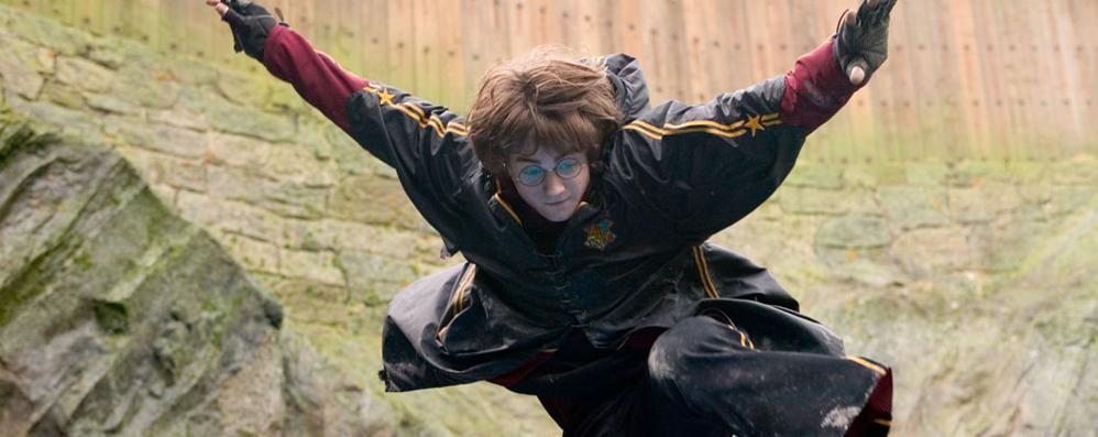 Emuli di Harry Potter alla Rocca di Lonato