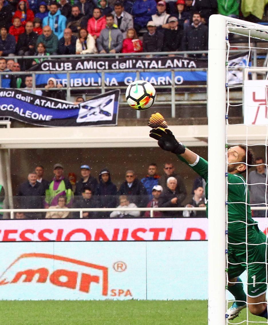 Campionato di serie A 2017-2017 - Atalanta - Sassuolo Berisha