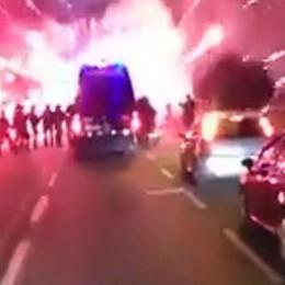 Scontri dopo Atalanta-Inter - Video  Assolto il decimo ultrà a processo
