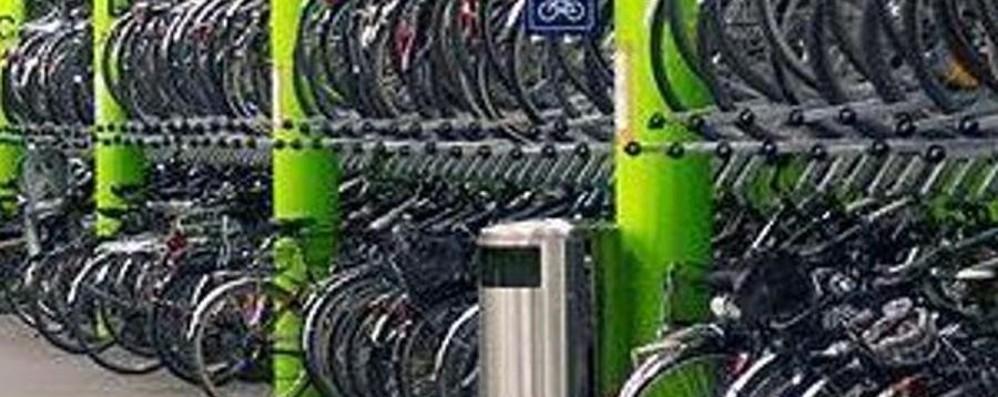 Un milione per la mobilità sostenibile Alla stazione arriverà un deposito bici