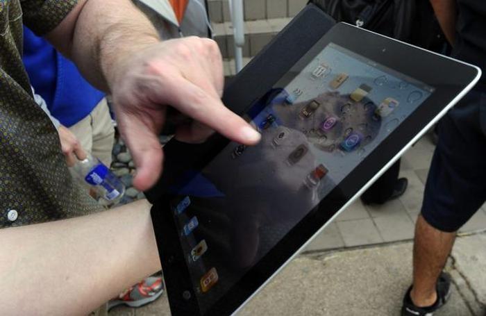 Un tablet