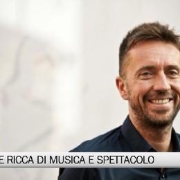 Capossela, Panariello, Gigi D'Alessio   La «ricca» stagione del Creberg  Teatro