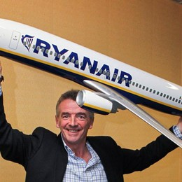 Ryanair, O'Leary chiede scusa «Ma 2500 piloti pronti a venire da noi»