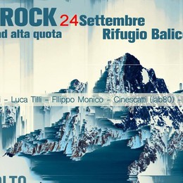 Si «respira» musica in alta quota Valle Brembana, «Balicco» a tutto rock