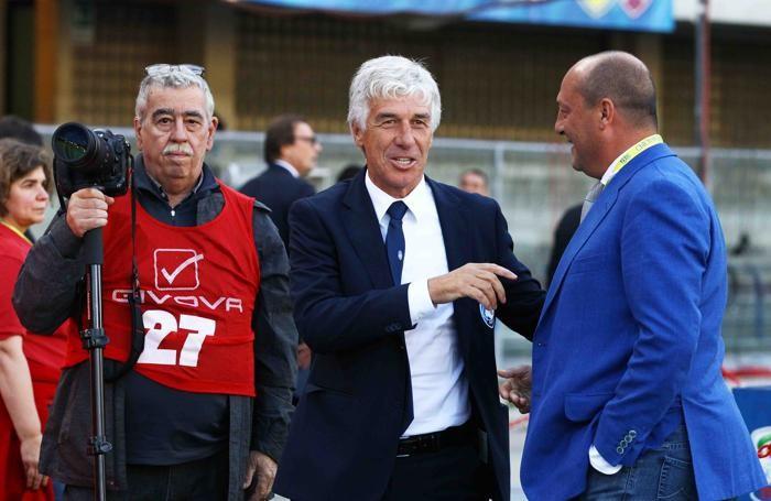 Campionato Serie A 2017-2018 - Chievo - Atalanta Gasperini - Panato