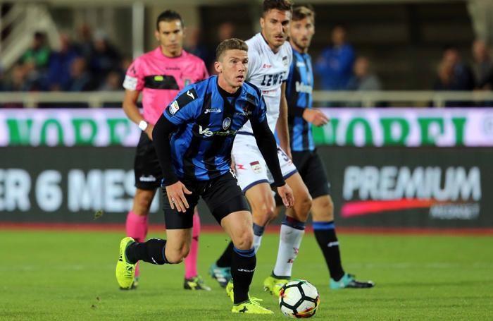 Campionato Serie A 2017-2018 Atalanta - Crotone Gosens