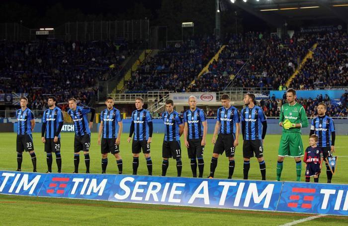 Campionato Serie A 2017-2018 Atalanta - Crotone formazione atalanta
