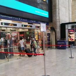 Treni, in tre mesi 19 mila senza biglietto Bergamo, dal 2018 tornelli in stazione