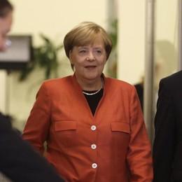 Germania, Merkel vince le elezioni Crollano i socialisti, boom della destra