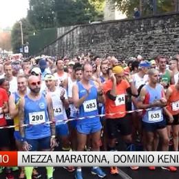 Mezza Maratona, dominio keniano  1200 runners per le vie di Bergamo