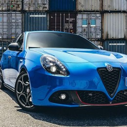 Alfa Romeo Giulietta Nuovo allestimento Sport