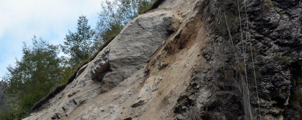 L'appello della Val Taleggio isolata: «Non abbandonateci dopo la frana»
