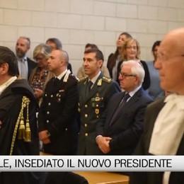 Tribunale, il nuovo Presidente: Pronto ad andare a Roma