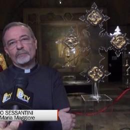 Il tesoro della Basilica in una mostra permanente
