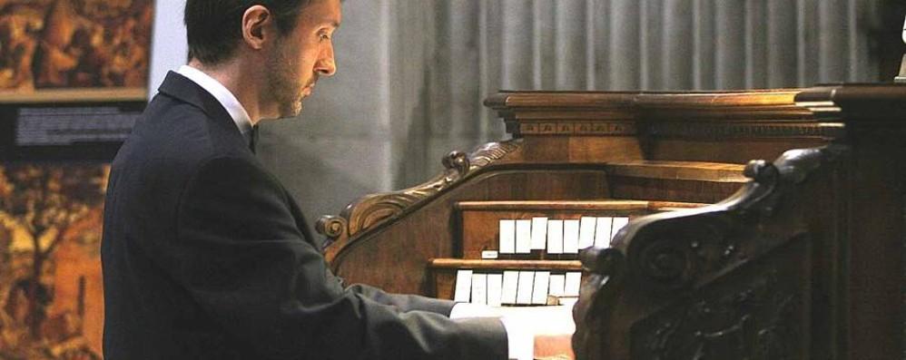 Improvvisazioni e virtuosismi Sei maestri per il Festival Organistico