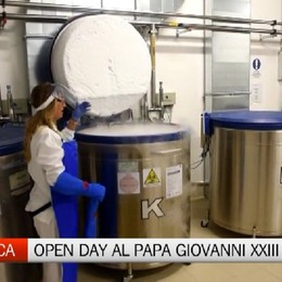 Open day della biobanca