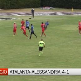 Amichevole, Atalanta-Alessandria 4-1