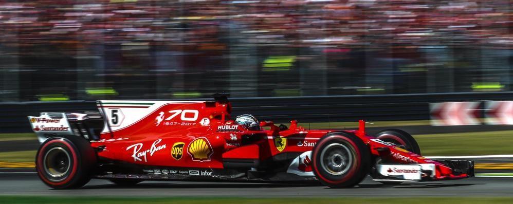 GP di Monza, Hamilton scatenato Ferrari terza con Vettel, dopo Bottas