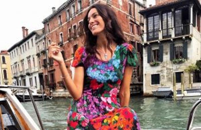 A Venezia, una foto dal motoscafo