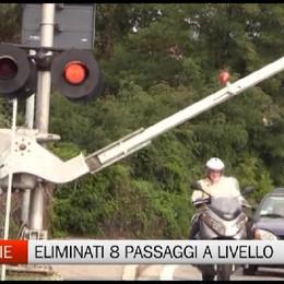 Bergamo, le linee ferroviarie si evolvono Saranno  eliminati 8 passaggi a livello