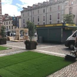 Borgo Palazzo diventa verde Arrivano «I maestri del Paesaggio»