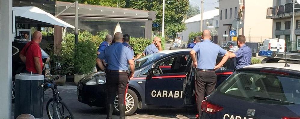 Rapina farmacia a Zanica (e prima un bar) Bloccato da un cliente e dai passanti